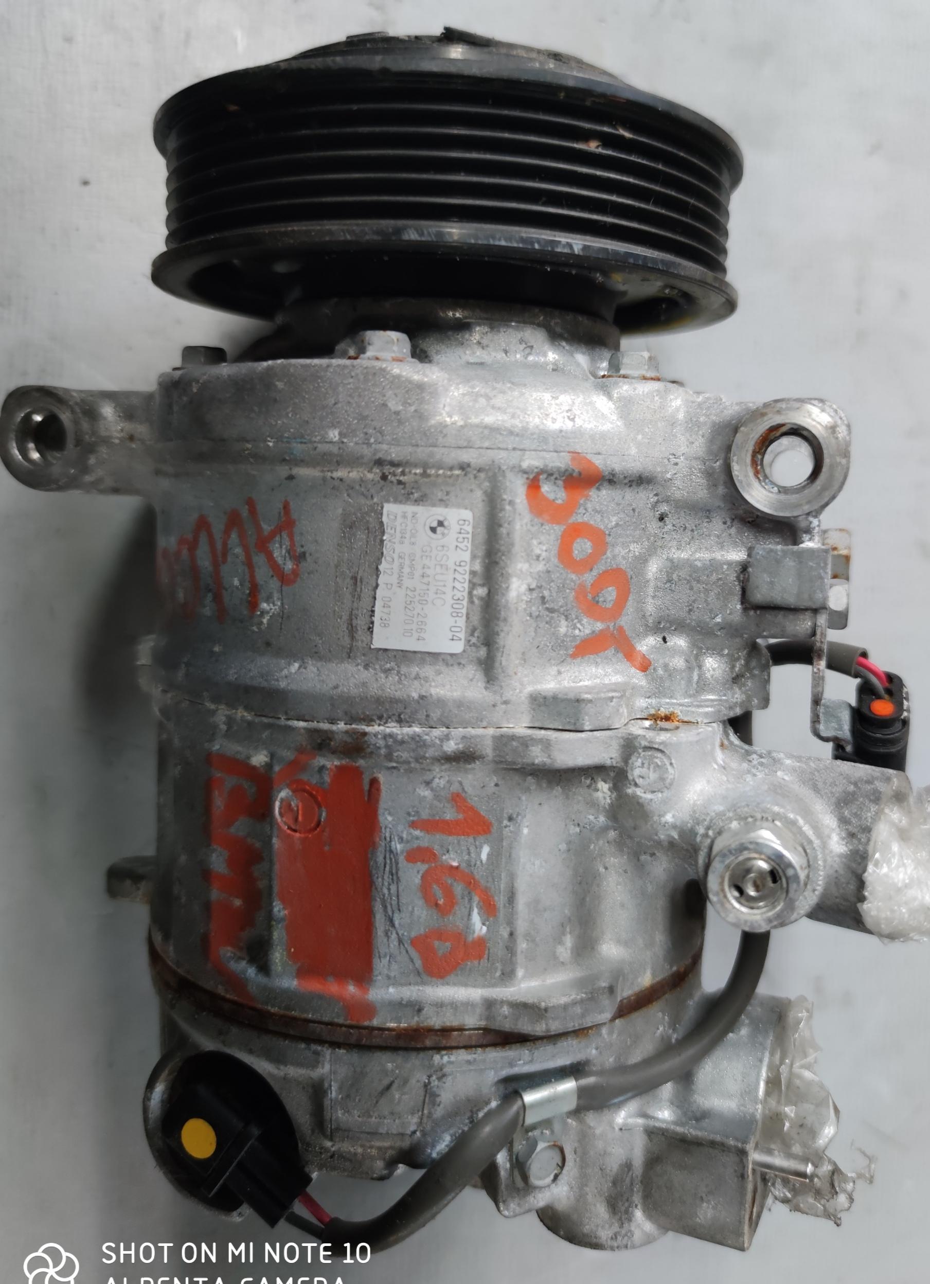 Sprężarka klimatyzacji BMW 1.6 b 447150-2664