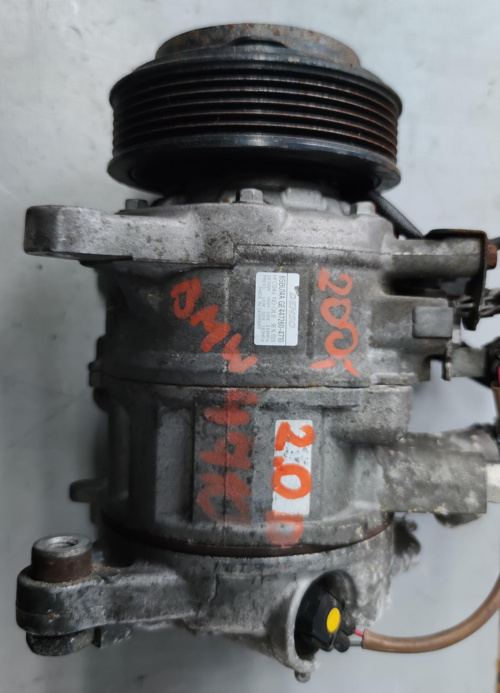 Sprężarka klimatyzacji BMW 2.0 d 447260-4710