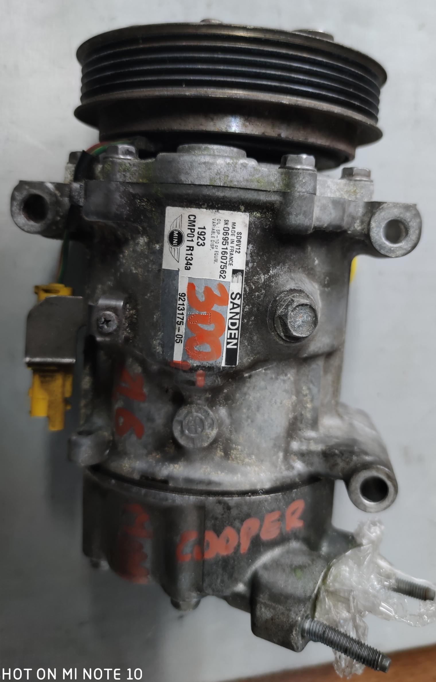Sprężarka Klimatyzacji BMW 1.6 9213175-05