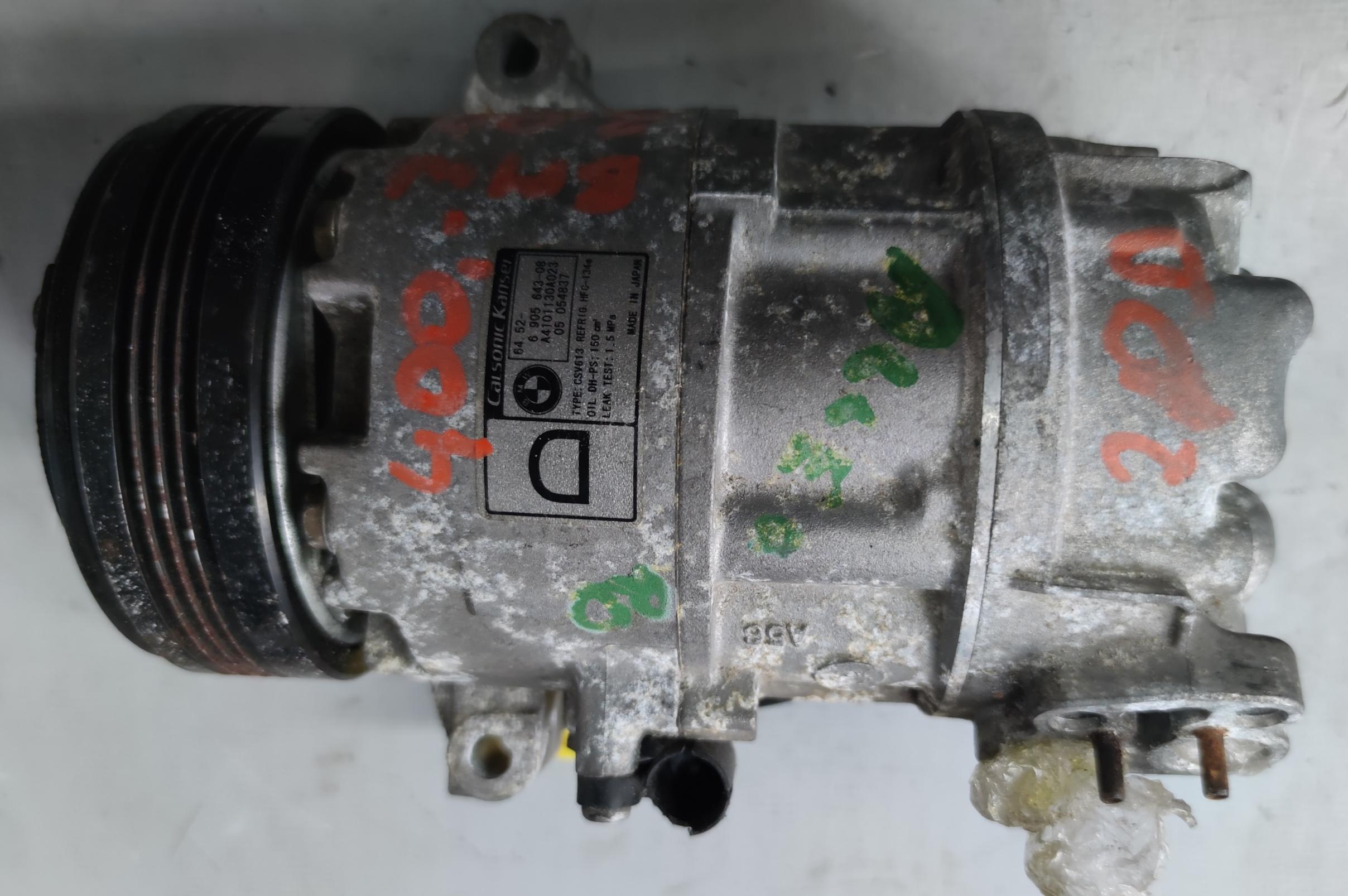 Sprężarka Klimatyzacji BMW 2.0 D A4101130A023