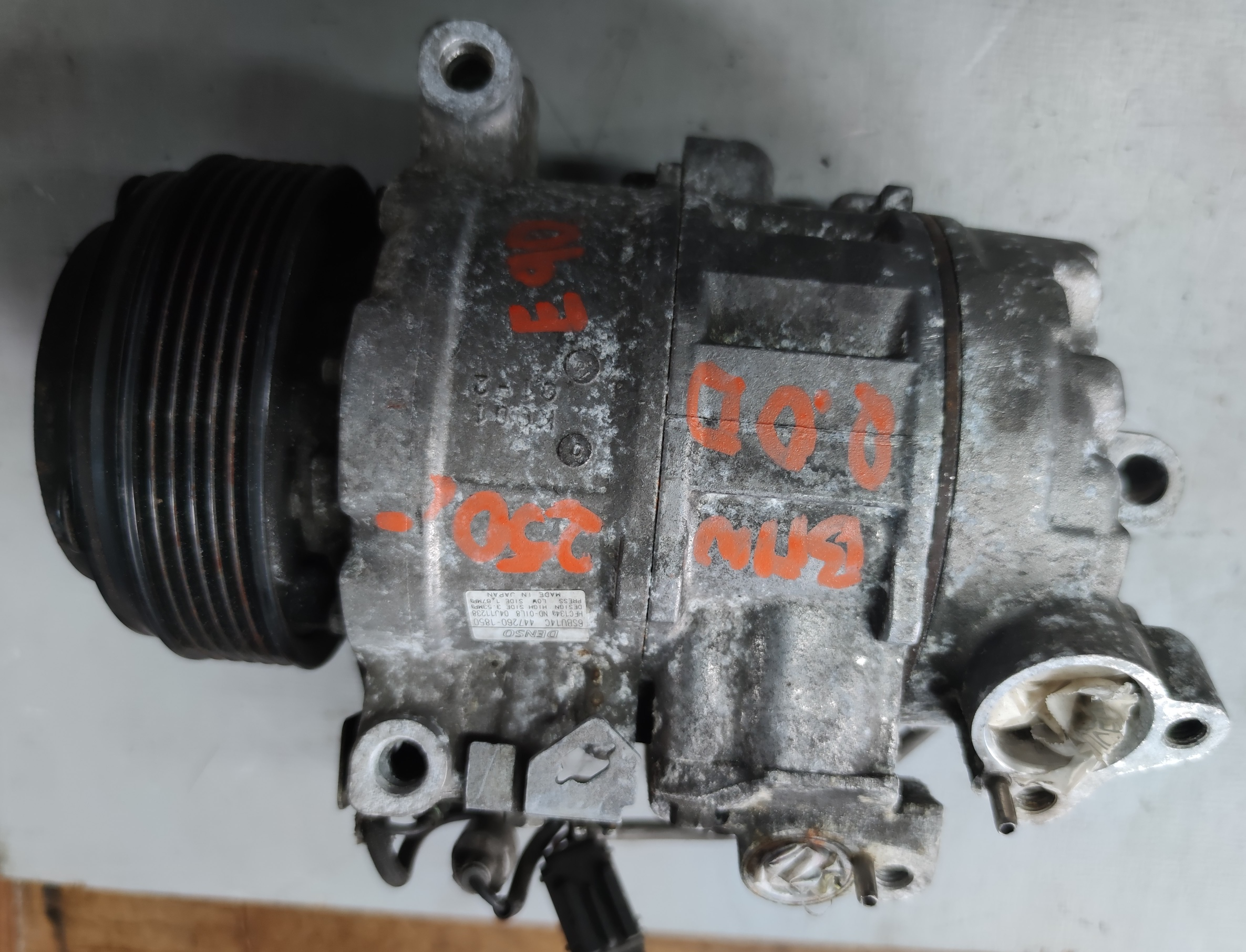 Sprężarka Klimatyzacji BMW 2.0 D 447260-1850