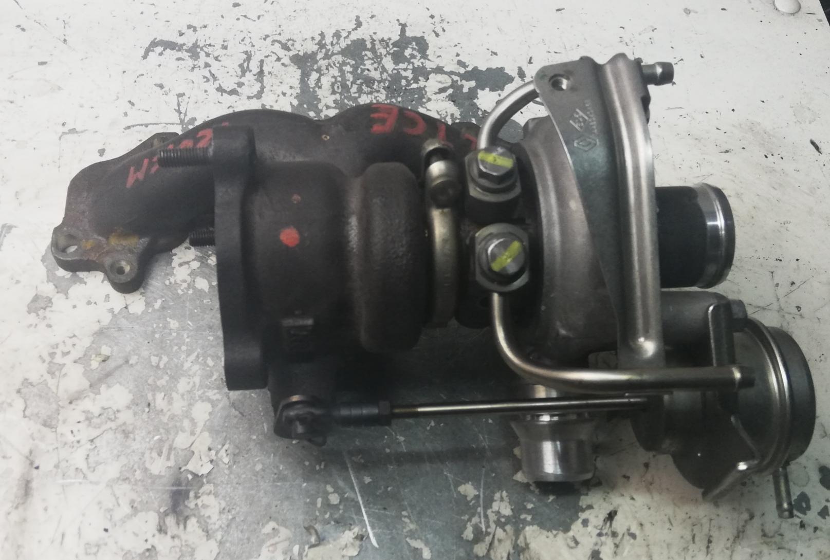 Turbosprężarka Renault 1.2 TCE 49373-05001