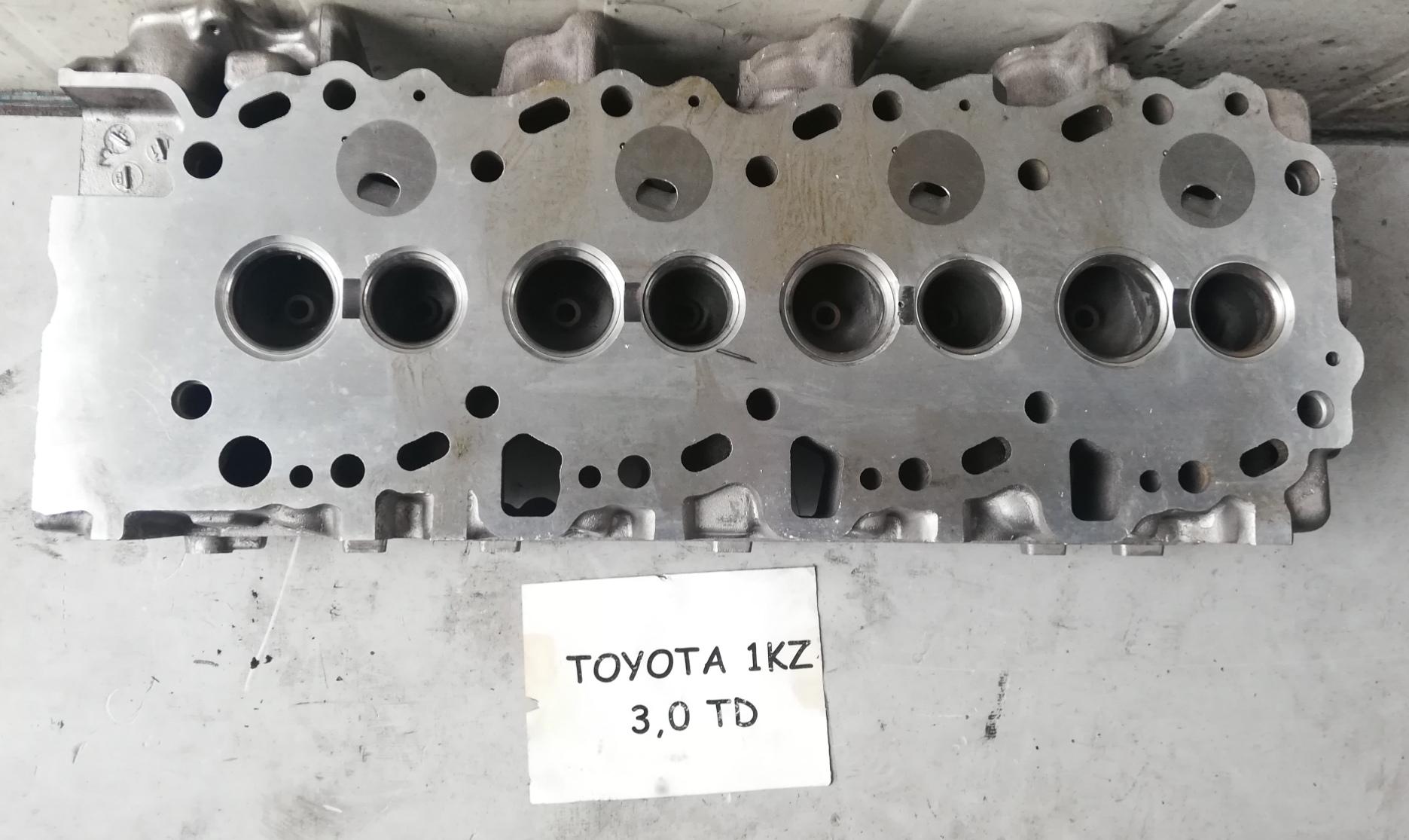 Regenerowana głowica Toyota 3.0 TD 1KZ