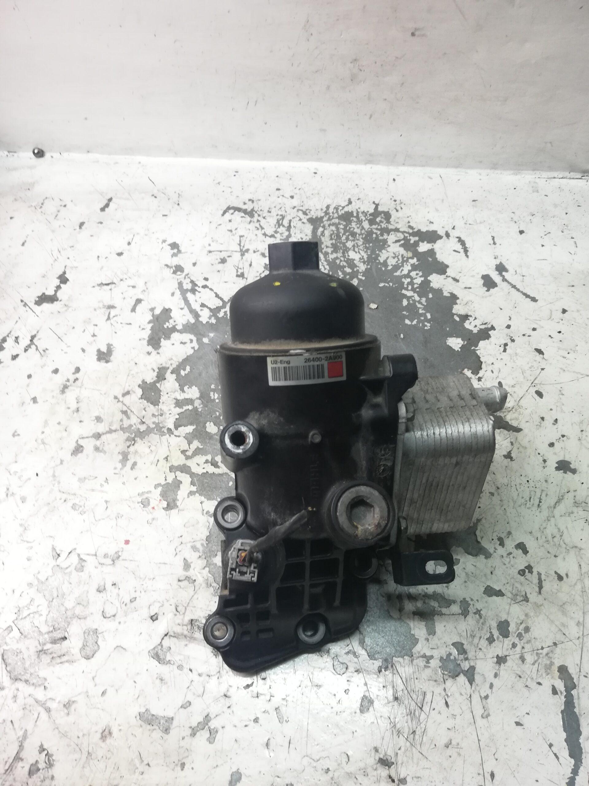 Obudowa filtra oleju Hyundai 1.7 CRDI 26400-2A900