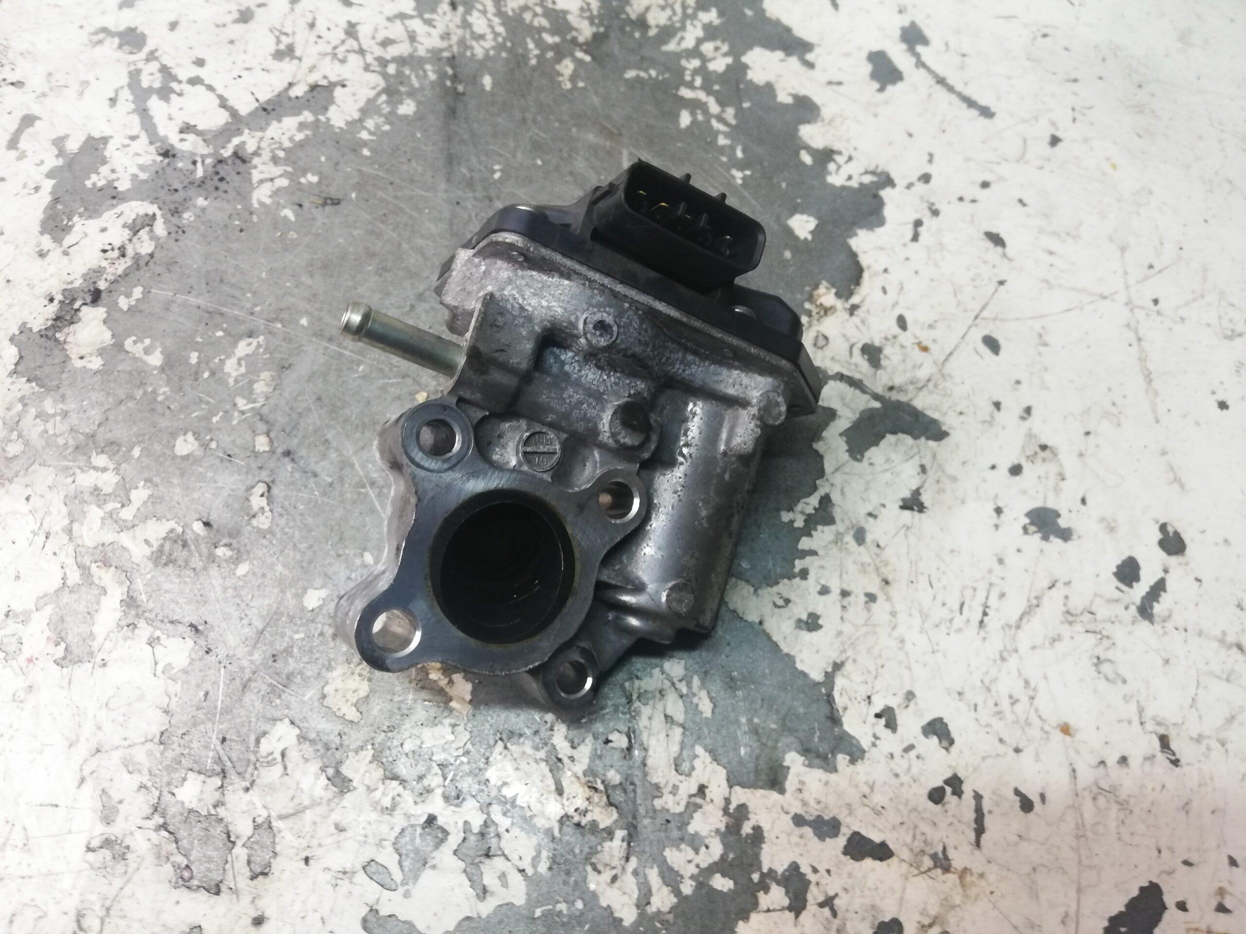 Zawór EGR Toyota 1.4 D4D 25800-33011
