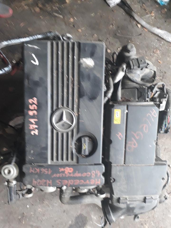 Silnik Mercedes 1.8 Kompresor W 204 156 KM Kompletny 271.952