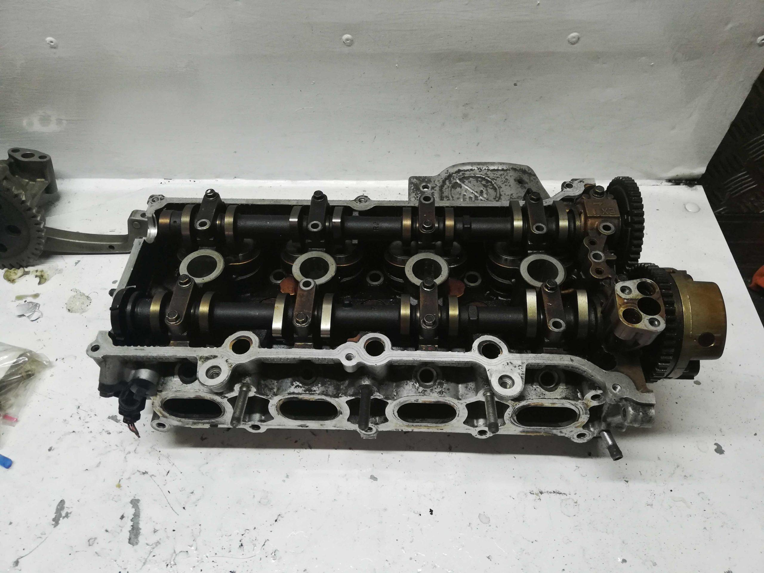 Kompletna Głowica Suzuki 1.6 B 16V 2005-2014