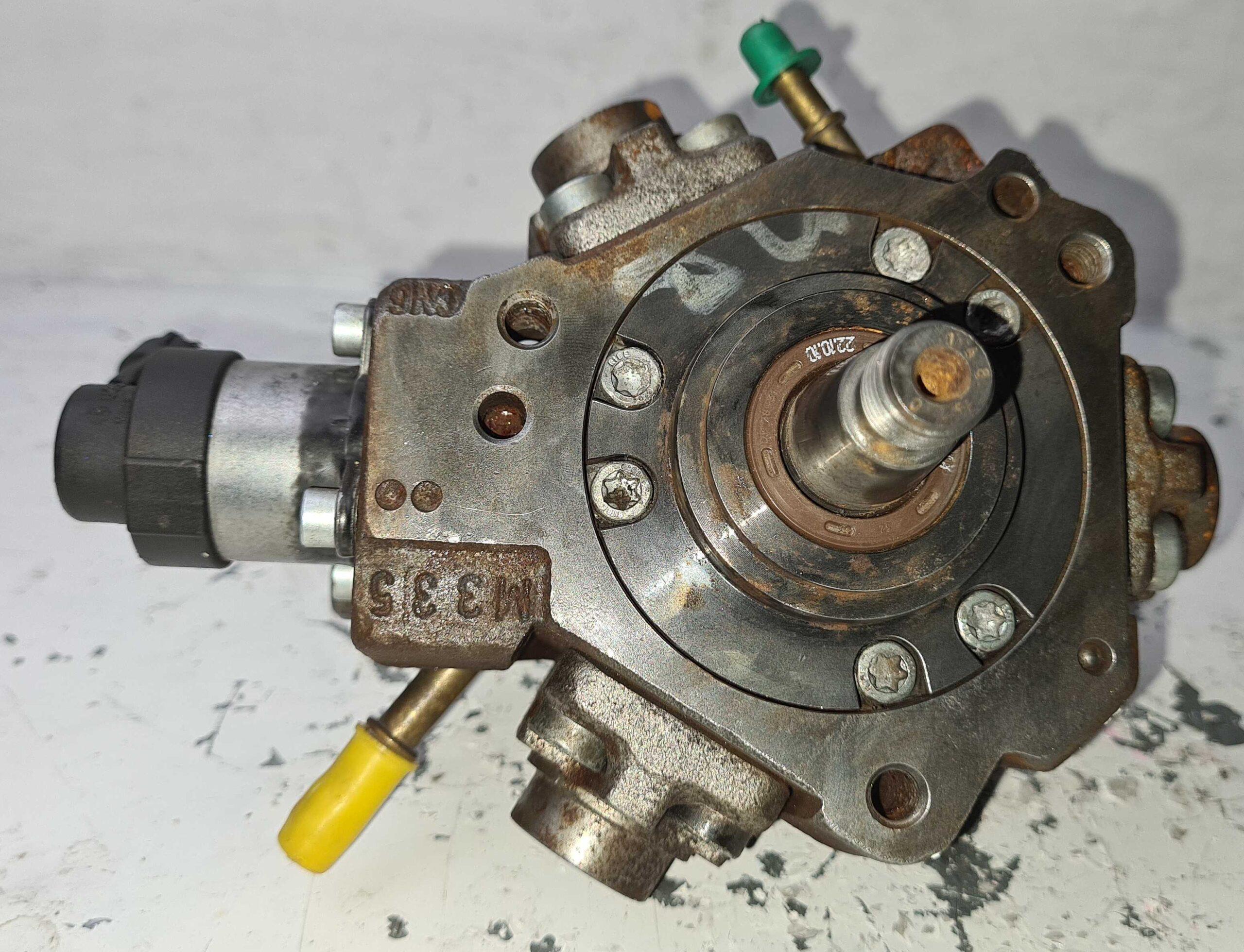 Sprawdzona Pompa wtryskowa Renault Megane 1,9 DCI 0445010216 8200779458