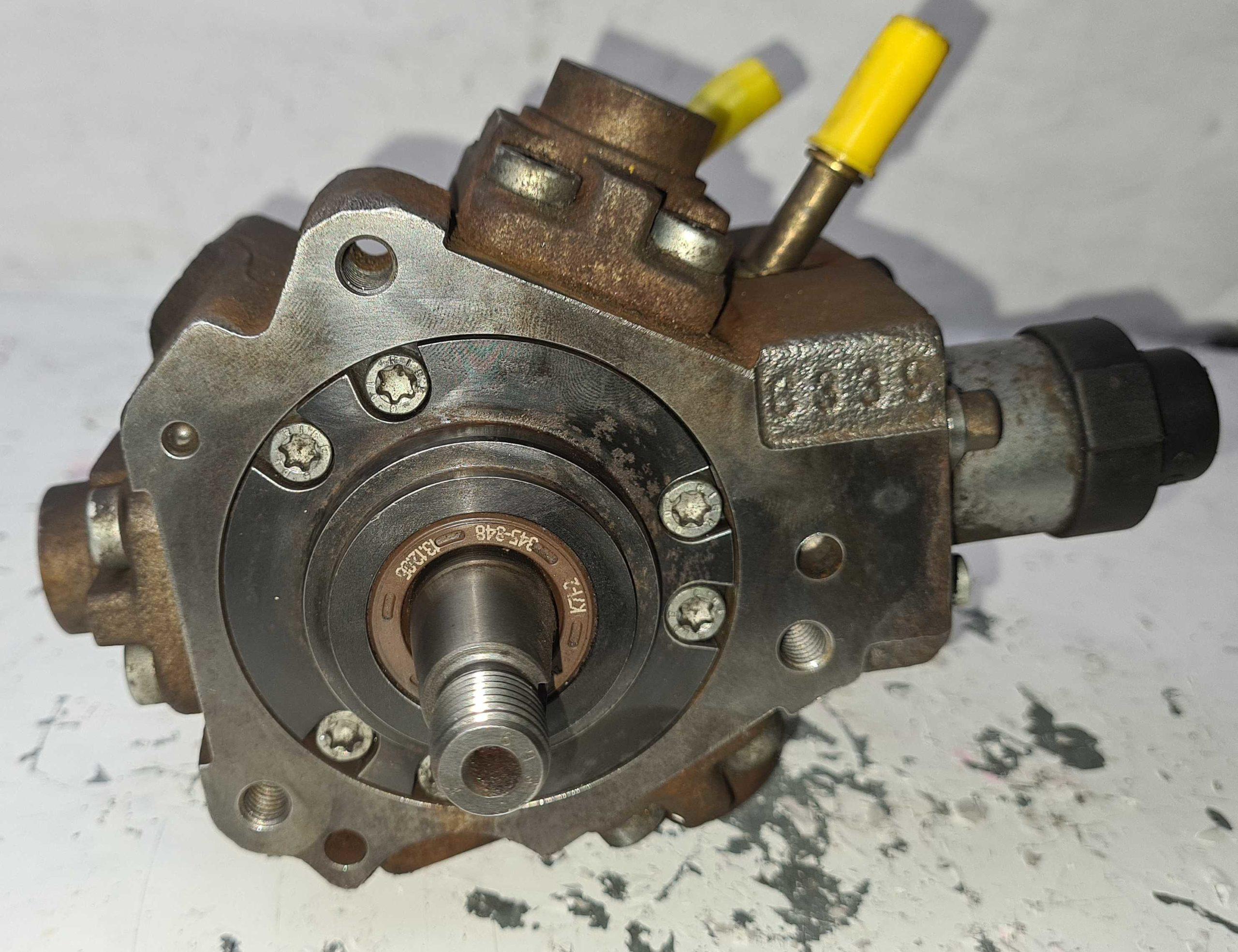 Sprawdzona Pompa wtryskowa Renault 1.9 DCI 0445010148 8200779458