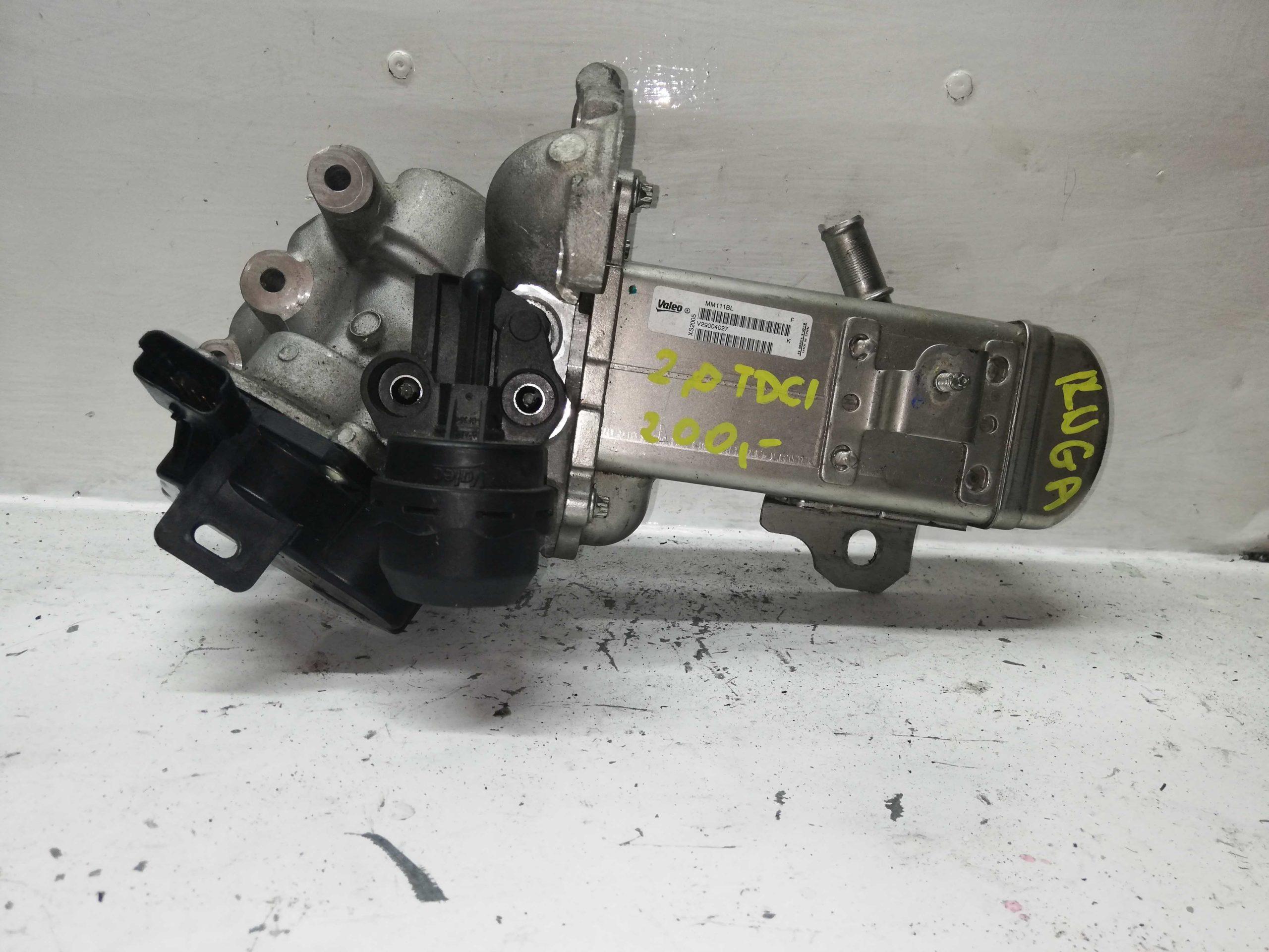 Chłodnica spalin EGR Ford 2.0 TDCI MM11BL V29004027